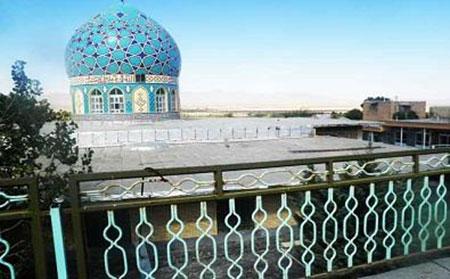 1609355485 robeka.ir معرفی امامزاده احمدرضا در اصفهان