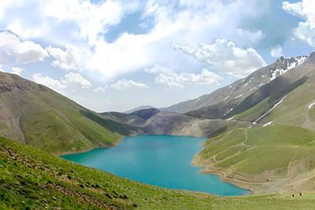 1609355846 robeka.ir معرفی دریاچه های تار و هویر، نگین طبیعت دماوند