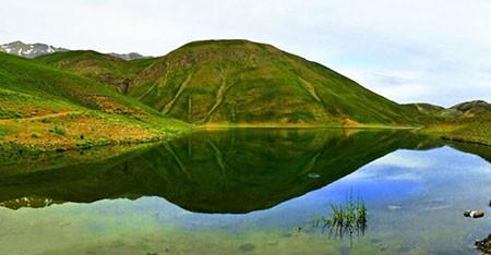 1609355848 robeka.ir معرفی دریاچه های تار و هویر، نگین طبیعت دماوند