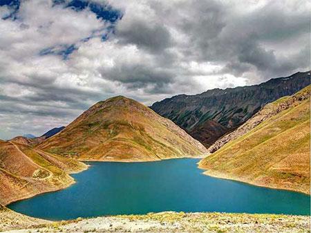 1609355850 robeka.ir معرفی دریاچه های تار و هویر، نگین طبیعت دماوند