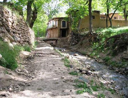 1609449060 robeka.ir روستای وفس معروف به ماسوله استان مرکزی