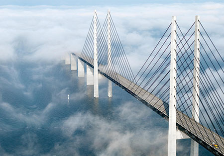1609537075 robeka.ir 10 مورد از طولانی ترین پل های جهان