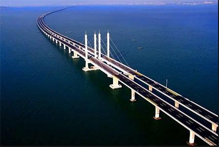 1609537078 robeka.ir 10 مورد از طولانی ترین پل های جهان