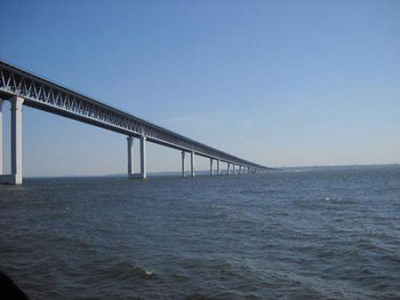 1609537084 robeka.ir 10 مورد از طولانی ترین پل های جهان