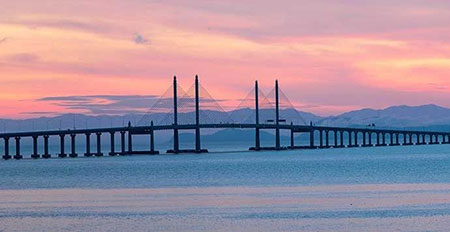 1609537087 robeka.ir 10 مورد از طولانی ترین پل های جهان