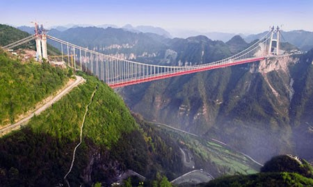 1609537102 robeka.ir 10 مورد از طولانی ترین پل های جهان