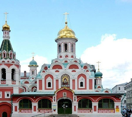 1609621241 robeka.ir کلیسای کازان، از بناهای پربازدید مسکو (+تصاویر)