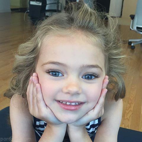 1612726555 653 زیباترین و جذاب ترین کودکان جهان را بشناسید عکس زیباترین و جذاب ترین کودکان جهان