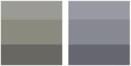 %name فرق رنگ طوسی و خاکستری
