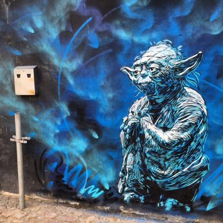 %name 20 اثر زیبا و خیره کننده از هنر خیابانی