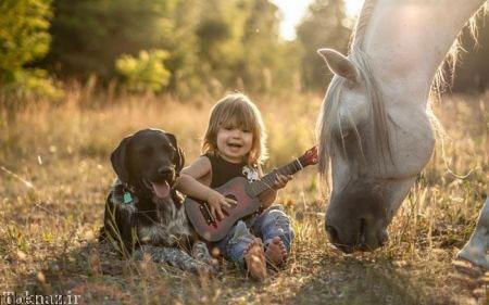 2017532323071759a عکسهای عاشقانه از رابطه انسان با حیوانات