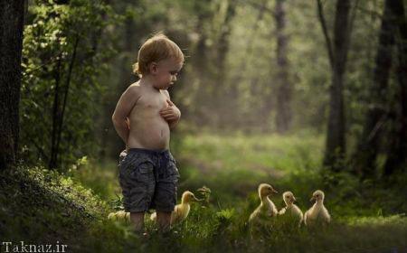 20175323230718910a عکسهای عاشقانه از رابطه انسان با حیوانات