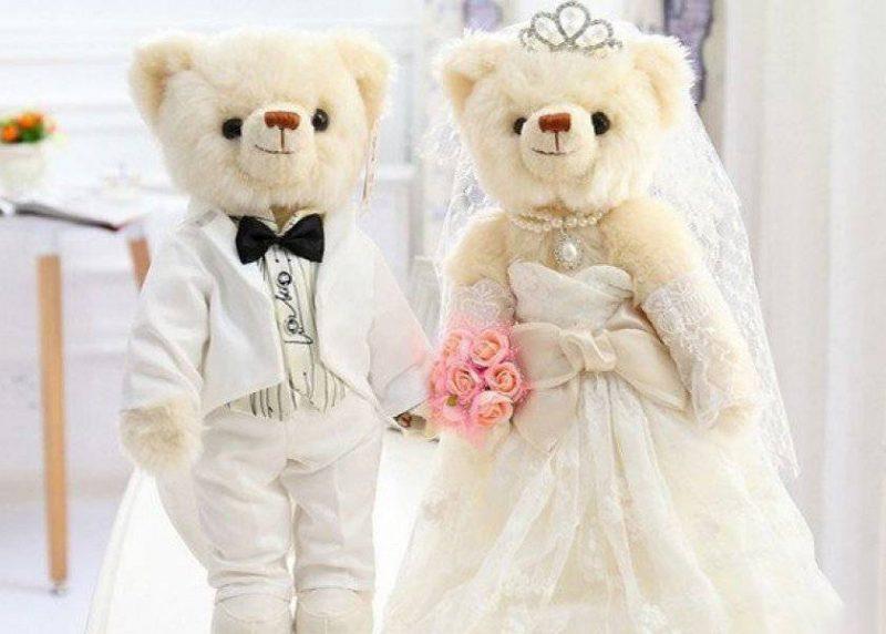 ازدواج عروسکی 800x572 پرهزینه ترین ازدواج عروسکی در مصر +عکس