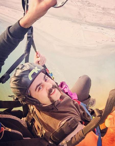 امید نعمتی 2 عکس های امید نعمتی خوانندهٔ گروه موسیقی پالت