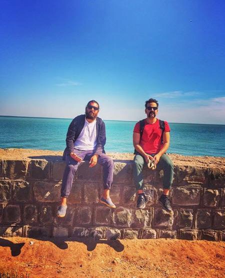 امید نعمتی 4 عکس های امید نعمتی خوانندهٔ گروه موسیقی پالت
