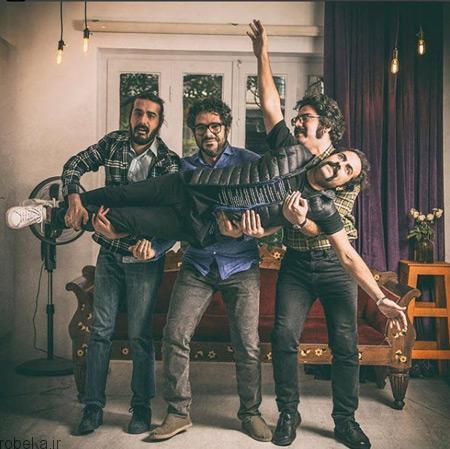 امید نعمتی 5 عکس های امید نعمتی خوانندهٔ گروه موسیقی پالت