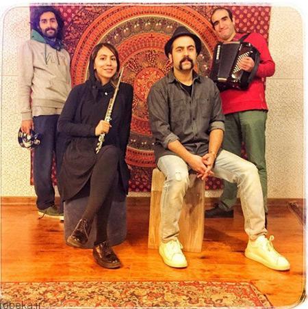 امید نعمتی 8 عکس های امید نعمتی خوانندهٔ گروه موسیقی پالت