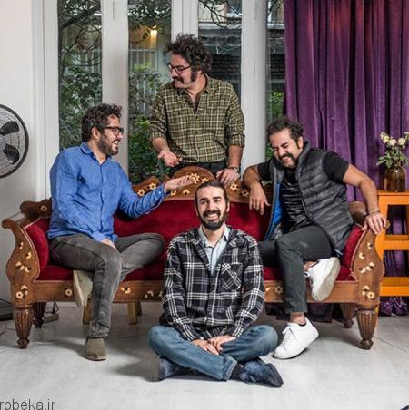 امید نعمتی 9 عکس های امید نعمتی خوانندهٔ گروه موسیقی پالت