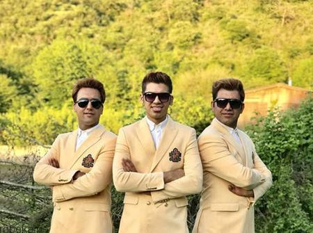 بیوگرافی سه برادر خداوردی 2 بیوگرافی سه برادر خداوردی