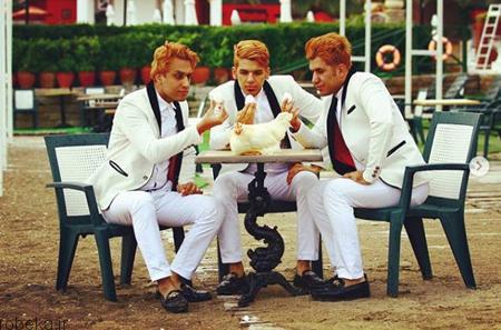 بیوگرافی سه برادر خداوردی 5 بیوگرافی سه برادر خداوردی