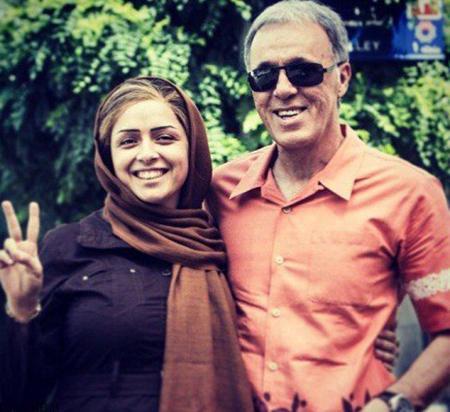 ترانه علیدوستی 3 عکس های ترانه علیدوستی و خانواده اش