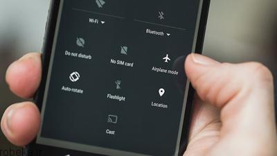 حالت پرواز در گوشی های همراه 2 حالت پرواز در گوشی های همراه چه کاربردهایی دارد؟