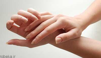 خشکی پوست دست چگونه خشکی پوست دست را درمان کنیم؟