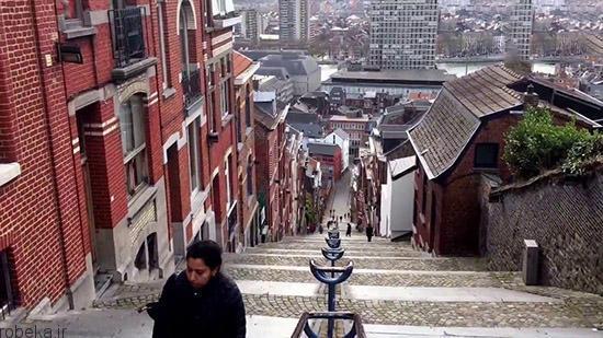 راه پلههای شگفت انگیز 10 راه پلههای شگفت انگیز در فضای باز +عکس