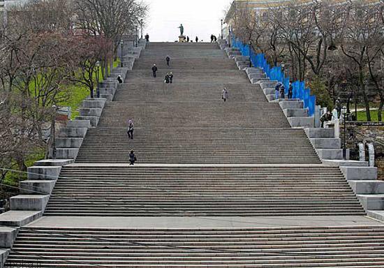 راه پلههای شگفت انگیز 8 راه پلههای شگفت انگیز در فضای باز +عکس