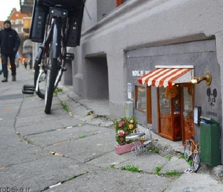 رستورانی برای موشها رستورانی برای موشها +عکس