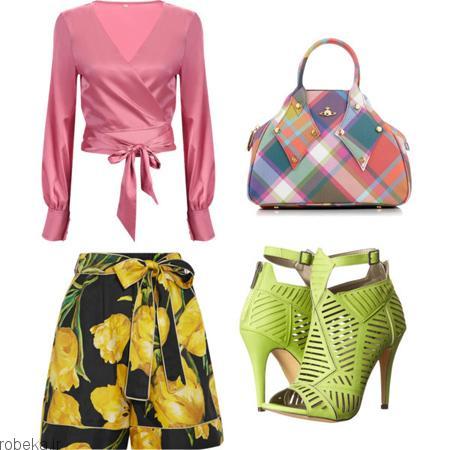 ست لباس تابستانی زنانه 9 ست لباس تابستانی زنانه