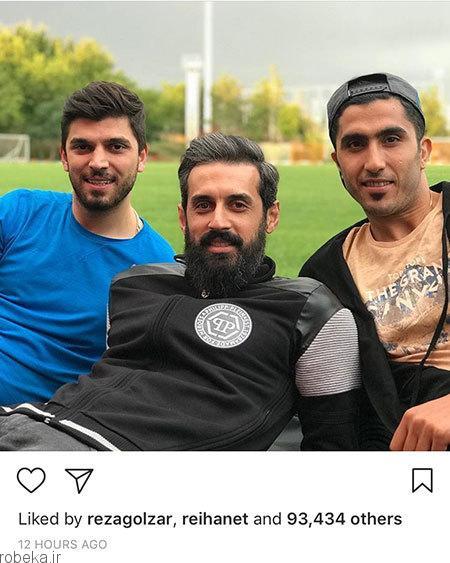 عکس بازیگران ایرانی 37 عکس بازیگران ایرانی در شبکه های اجتماعی