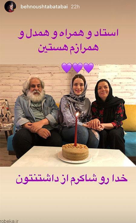 عکس بازیگران 10 2 عکس بازیگران ایرانی در شبکه های اجتماعی (3)