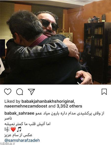 عکس بازیگران 13 1 عکس بازیگران ایرانی در شبکه های اجتماعی (2)