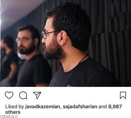 عکس بازیگران 15 1 عکس بازیگران ایرانی در شبکه های اجتماعی (2)