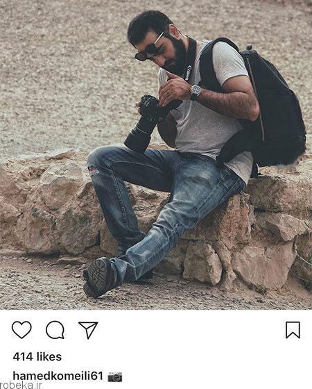 عکس بازیگران 16 2 عکس بازیگران ایرانی در شبکه های اجتماعی (3)
