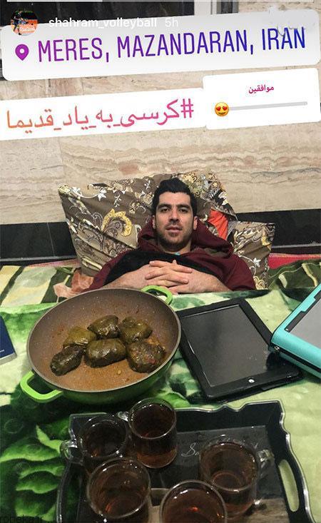 عکس بازیگران 20 2 عکس بازیگران ایرانی در شبکه های اجتماعی (3)