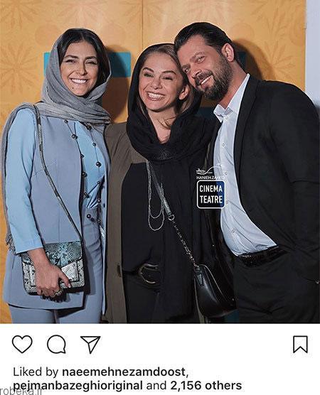 عکس بازیگران 26 1 عکس بازیگران ایرانی در شبکه های اجتماعی (2)