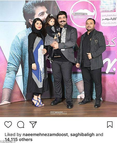 عکس بازیگران 28 عکس بازیگران ایرانی در شبکه های اجتماعی (2)