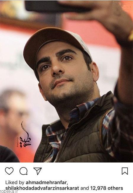 عکس بازیگران 30 عکس بازیگران ایرانی در شبکه های اجتماعی (2)