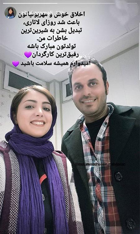 عکس بازیگران 32 عکس بازیگران ایرانی در شبکه های اجتماعی (2)
