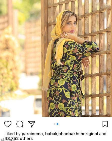 عکس بازیگران 40 عکس بازیگران ایرانی در شبکه های اجتماعی (3)