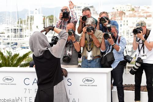 عکس های بازیگران فیلم سه رخ 12 عکس های بازیگران و عوامل فیلم سه رخ در جشنواره کن
