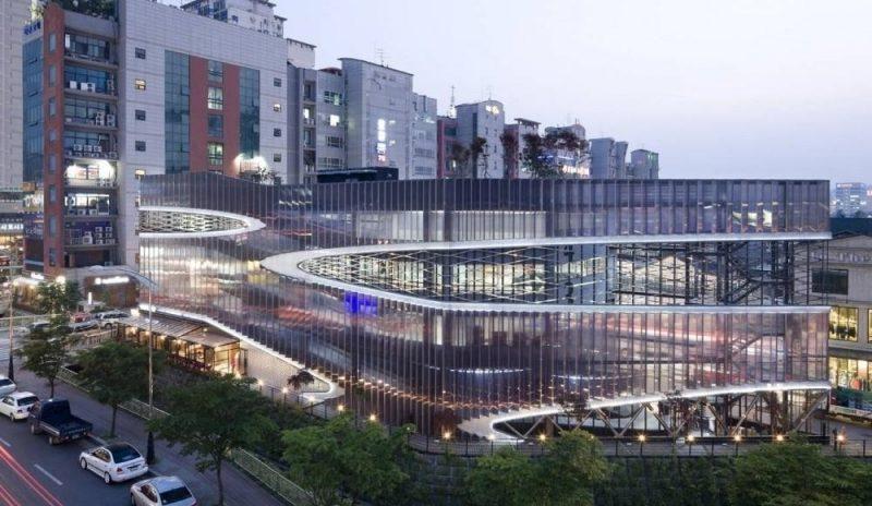 مجللترین پارکینکهای طبقاتی 10 800x464 عکس هایی از مجللترین پارکینکهای طبقاتی