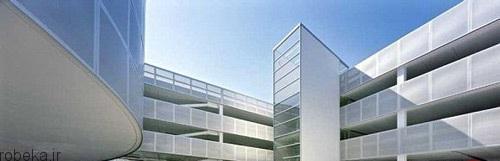 مجللترین پارکینکهای طبقاتی 6 عکس هایی از مجللترین پارکینکهای طبقاتی