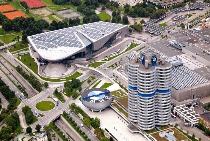 مجللترین پارکینکهای طبقاتی 9 عکس هایی از مجللترین پارکینکهای طبقاتی