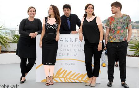 مدل لباس جشنواره کن 2018 2 مدل لباس ستارگان در جشنواره کن 2018