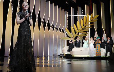 مدل لباس جشنواره کن 2018 4 مدل لباس ستارگان در جشنواره کن 2018
