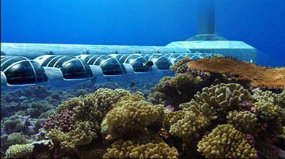 هتل پوزیدون هتل پوزیدون از هتل های لوکس زیر آب