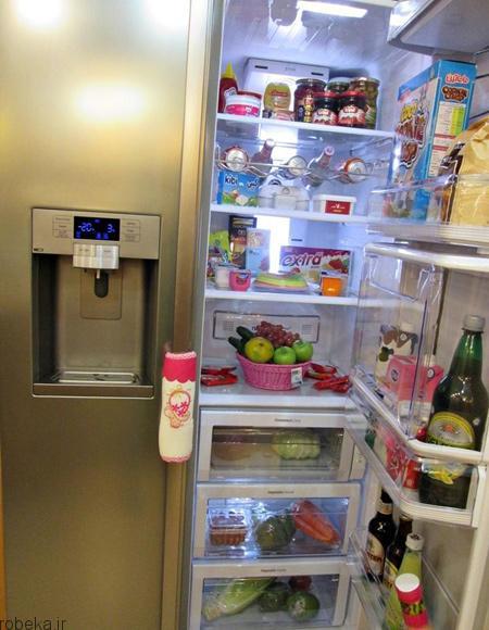 یخچال عروس 2 تزیینات جدید یخچال عروس
